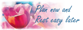 The Funeral Lady – Plan now and rest easy later