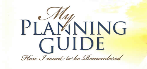 The Funeral Lady - Brenda Schultz - Planning Guide